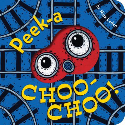 Peek-a-CHOO-CHOO! 1