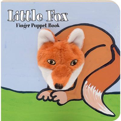 Little Fox finger puppet book 1
