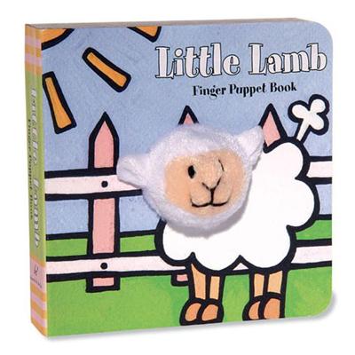Little Lamb finger puppet book 1