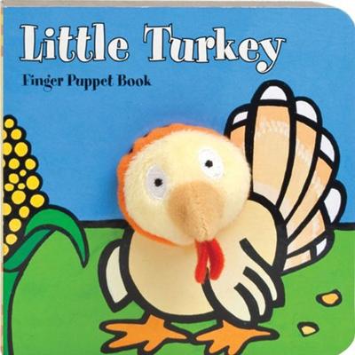 Little Turkey finger puppet book 1