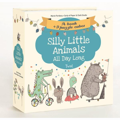 Silly Little Animals All Day Long 2