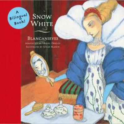 Snow White/Blancanieves hardcover 1