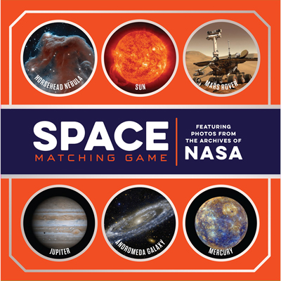 Space Matching Game 1