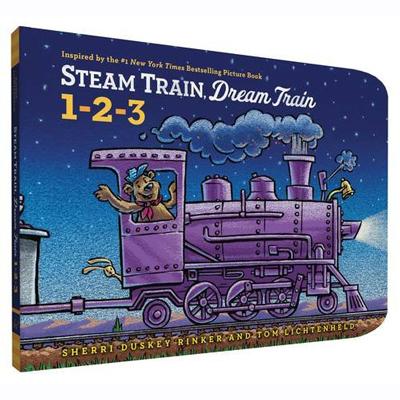Steam Train,Dream Train 1-2-3 1