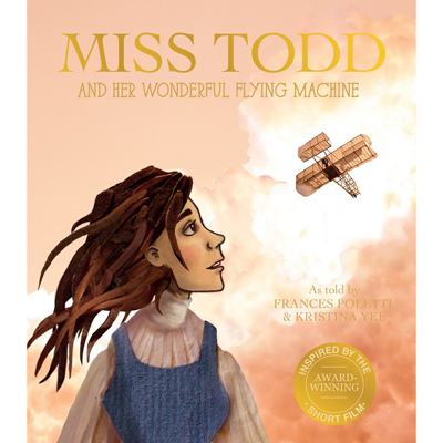 Miss Todd and her wonderful flying machine 1