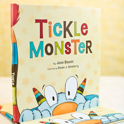 Tickle Monster Laughter Kit 1