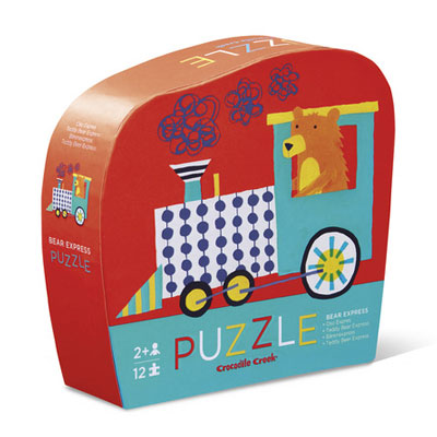 Bear Express 12 piece puzzle 2