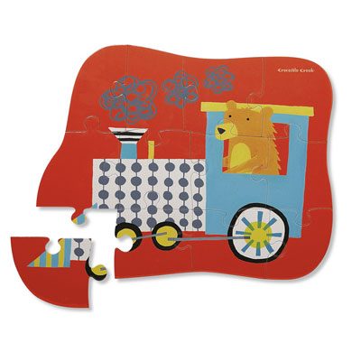 Bear Express 12 piece puzzle 1