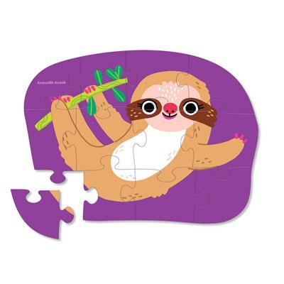 Sweet Sloth Mini Puzzle 2