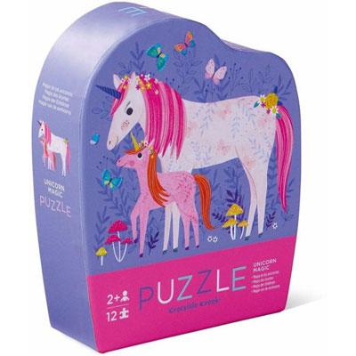 Unicorn Magic 12 piece puzzle 1