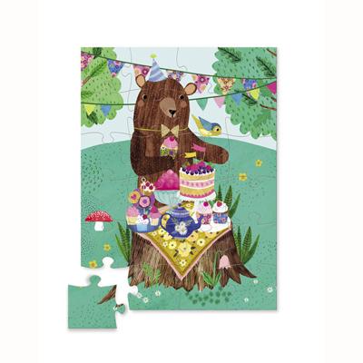 Birthday Bear Puzzle 2