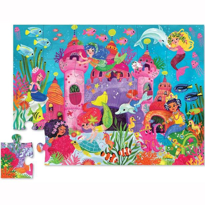 Mermaid Palace 24 piece puzzle 2