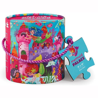 Mermaid Palace 24 piece puzzle 1