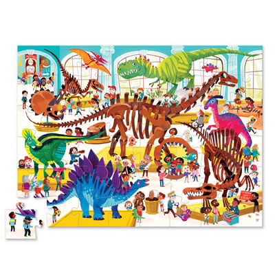 Dinosaur Day at the Museum Puzzle 2