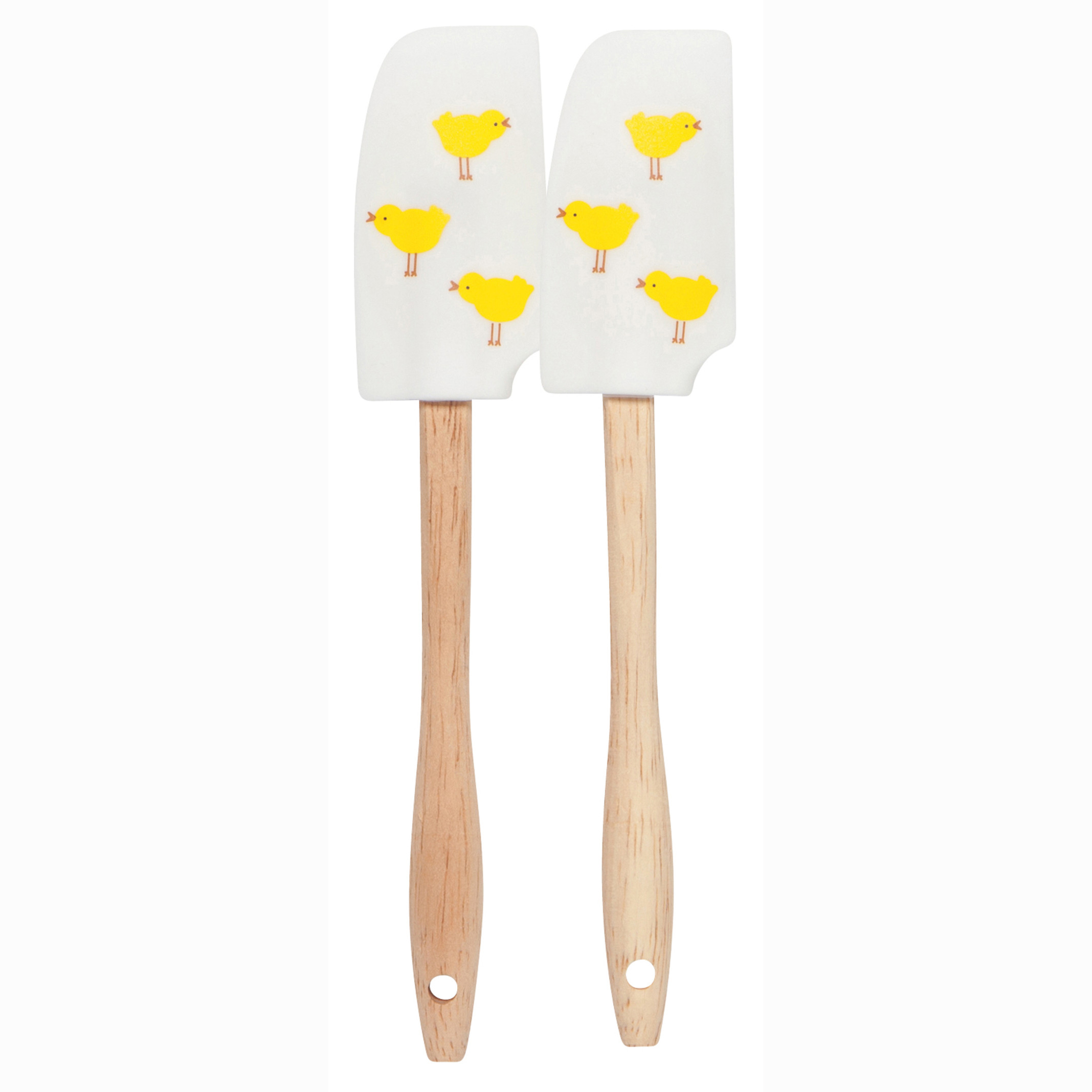 Mini Flamingo spatula  - Set of 2 1