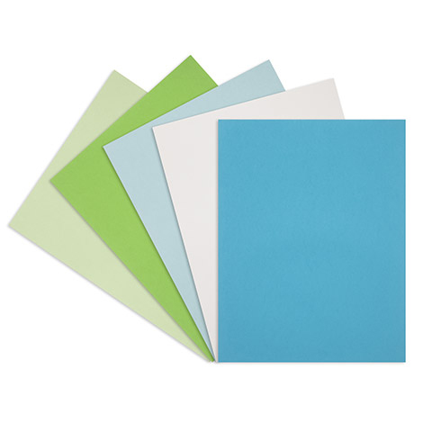 Minty Fresh 50 sheet pack - Card Stock 8.5 in x 11 in 1