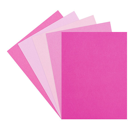 Core'dinations® Smooth - Perfect Pinks - 8.5 x 11 - 50 sheets 1