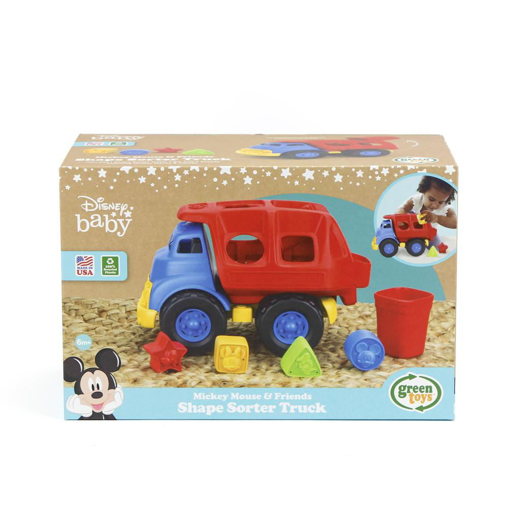 Disney Baby Mickey Mouse and Friends Shape Sorter Truck 2