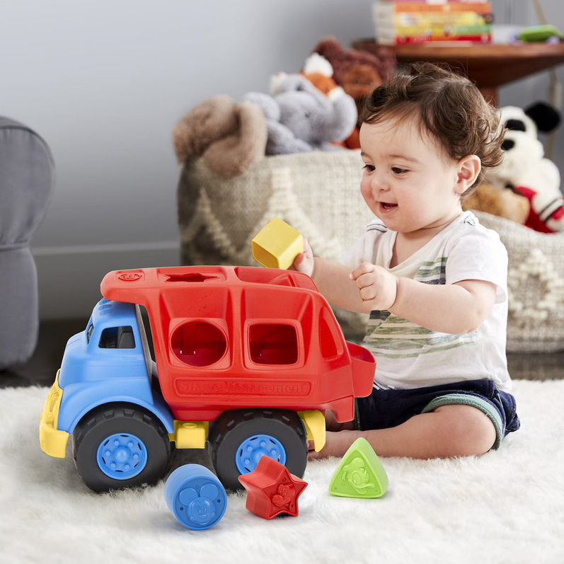 Disney Baby Mickey Mouse and Friends Shape Sorter Truck 3