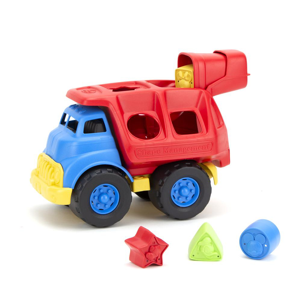 Disney Baby Mickey Mouse and Friends Shape Sorter Truck 4
