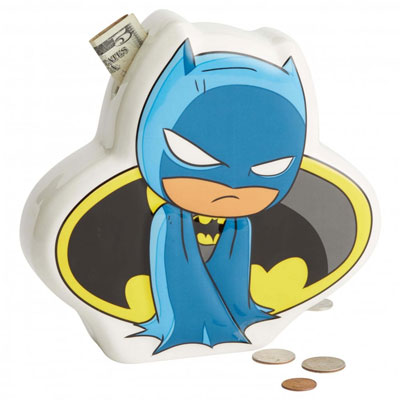 DC Super Friends Batman Bank 1