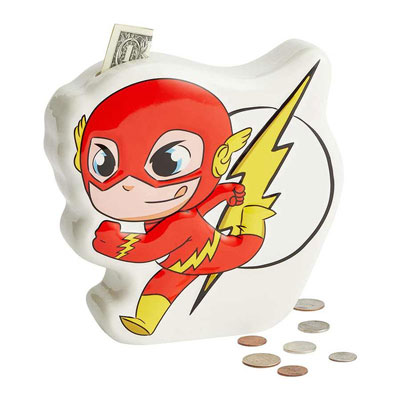 DC Super Friends Flash Bank 1