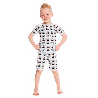 Car Wash pajama set 2