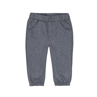 Nine iron chambray lined pant 1