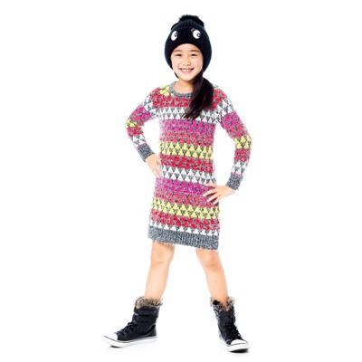 Eye on Fashion sweater dress 2