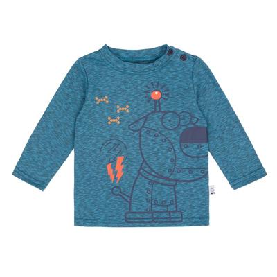 Meccano shirt in celestial 1