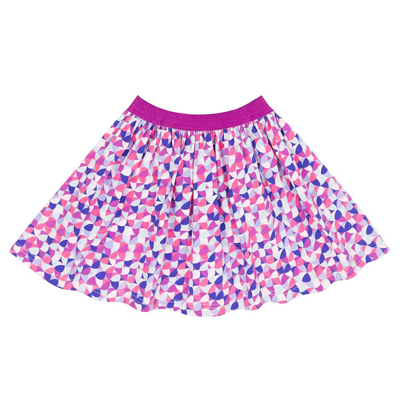 Kaleidoscope jersey skirt 1
