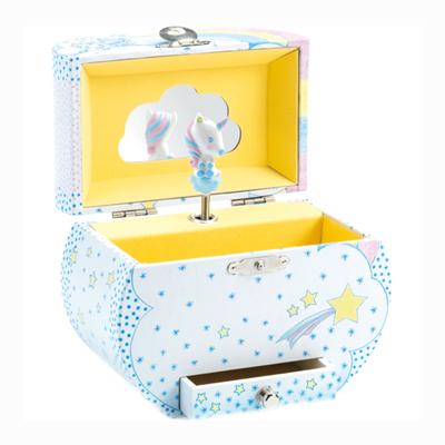 Unicorn Dream musical treasure box 1