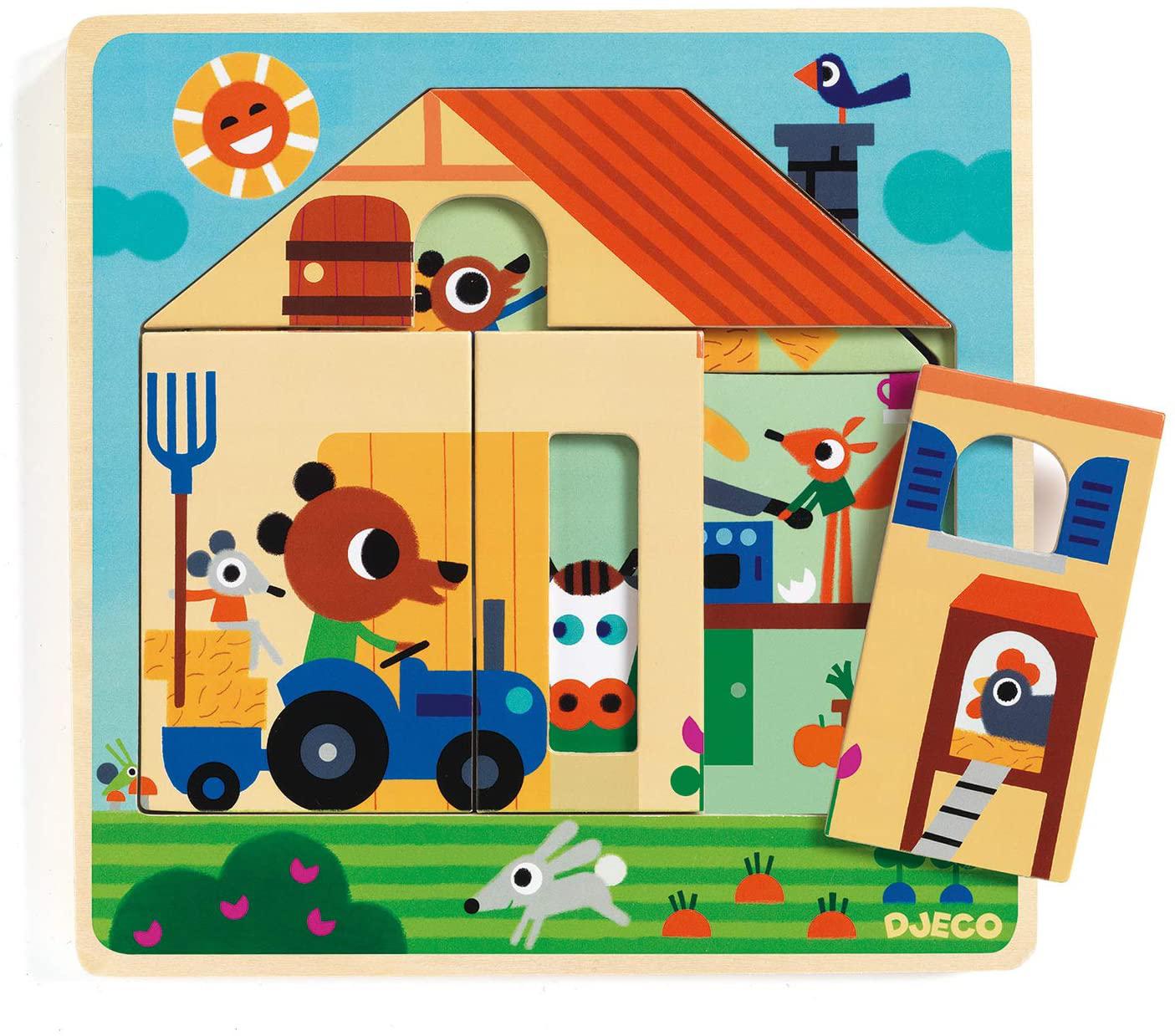Chez Gaby puzzle 3