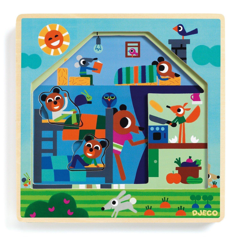 Chez Gaby puzzle 4