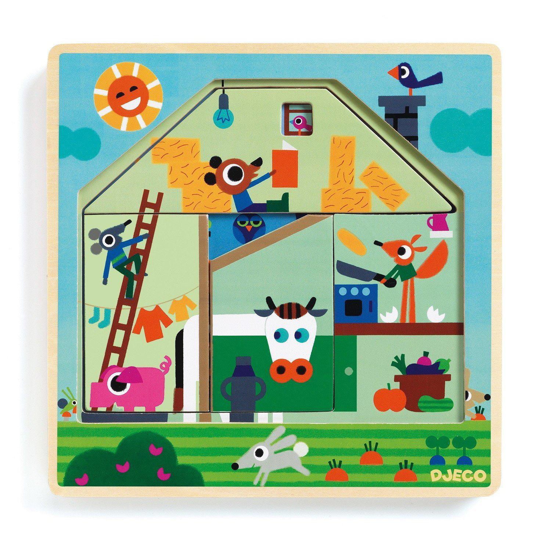 Chez Gaby puzzle 2