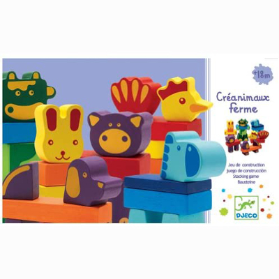 Creanimaux Farm 29 piece set 1