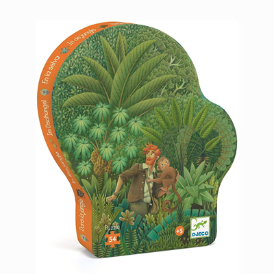 In the Jungle 54 piece puzzle 1