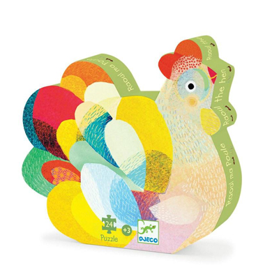 Raoul the Hen Puzzle (24 pieces) 1
