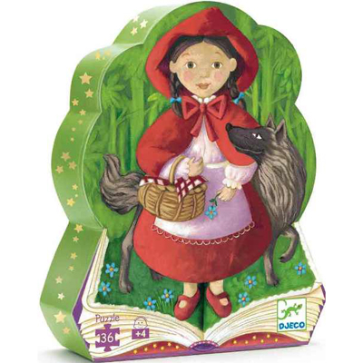 Little Red Riding Hood 36 piece puzzle 1