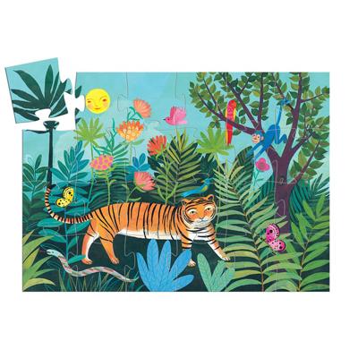 The Tiger's Walk Puzzle (24 pieces) 2