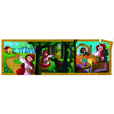 Little Red Riding Hood 36 piece puzzle 2