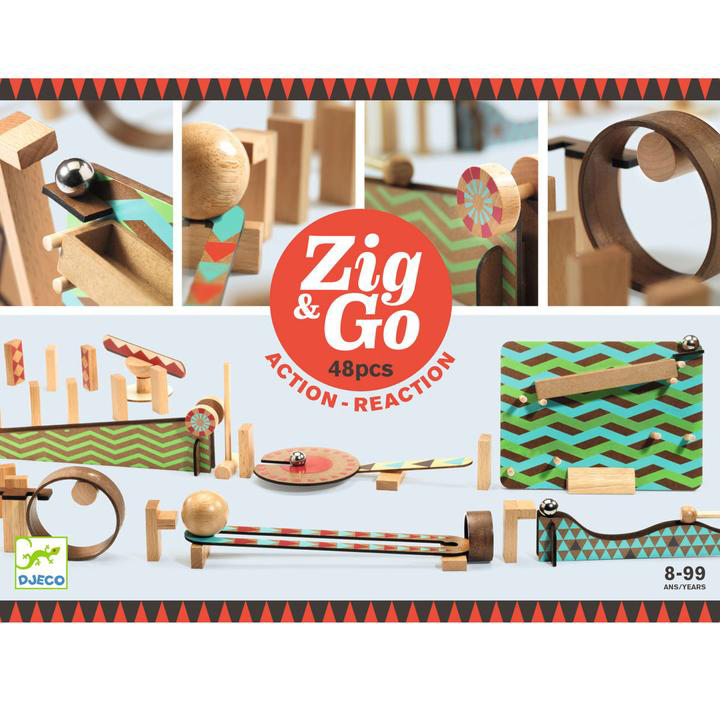 Zig and Go 48 piece set 2