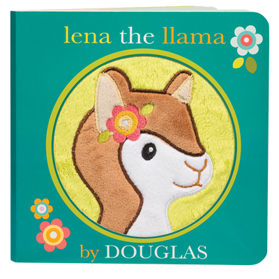 lena the llama book 1