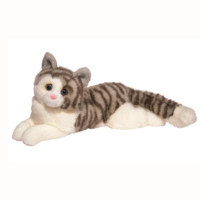 Smokey Gray Cat 1