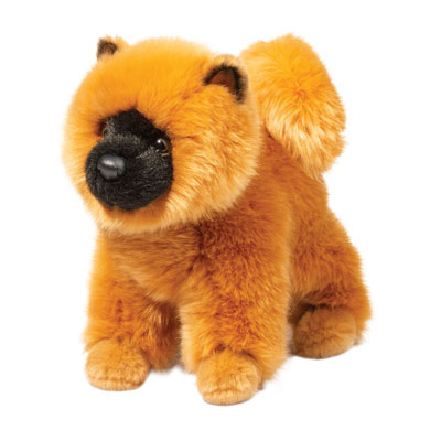 Taya Chow plush toy 1