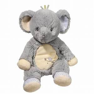Grey Elephant plumpie 1