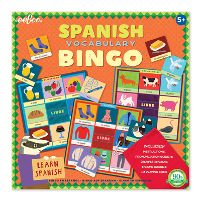 Spanish Bingo (2nd edition) 1