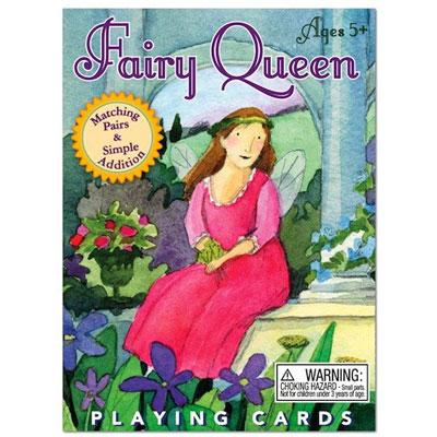 Fairy Queen card game 1