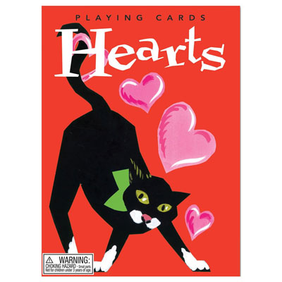Hearts card game 1
