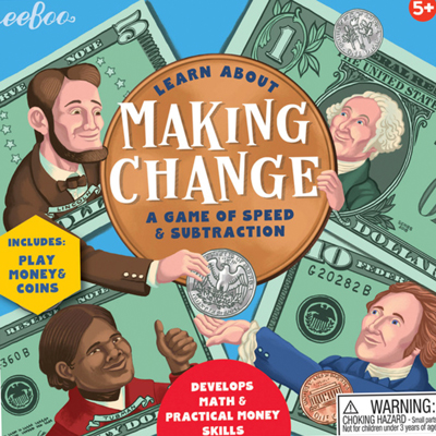 Making Change Game 1